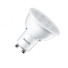 Светодиодна LED крушка 220V GU10 5W 3000K CorePro Philips