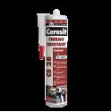 Термоустойчив силикон червен CERESIT CS28 300ml