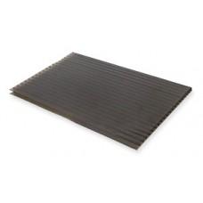 Поликарбонат 6000Х2100Х4.0мм /кафяв/ 12.60 кв.м. - лист