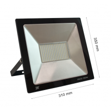 Светодиоден LED прожектор 150W 6000К IP65 RECORD Slim
