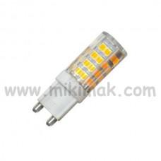 Светодиодна LED крушка 220V G9 4W 6400K 400Lm Vito
