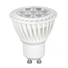 Светодиодна LED крушка 220V GU10 6.5W 2700К димираща LS220106527D Ultralux