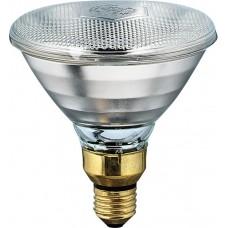 Инфра лампа PAR38 R125 175W бяло стъкло PHILIPS
