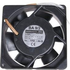 Вентилатор аксиален ВА 9/2 16W 50куб. метален