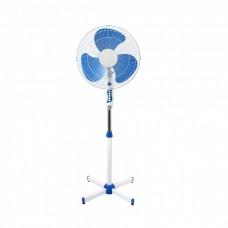 Вентилатор на стойка 45W 3 скорости и въртене