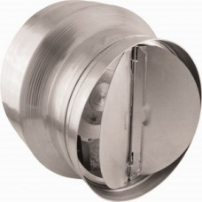 Канален вентилатор  ВОК ф150/ф120 46W 240куб.с клапа  MMotors