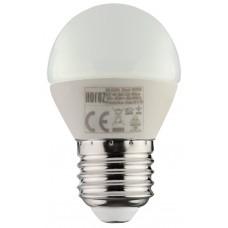 Светодиодна LED крушка E27 3,5W 3000К топче 4380L Horoz Electric